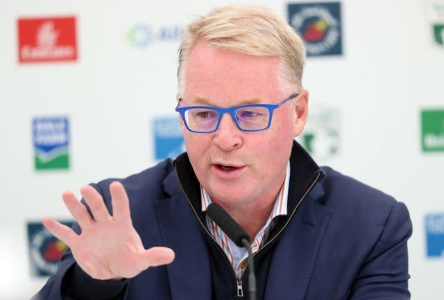 European Tour chief executive Keith Pelley says his organisation is strongly opposed to the breakaway plans