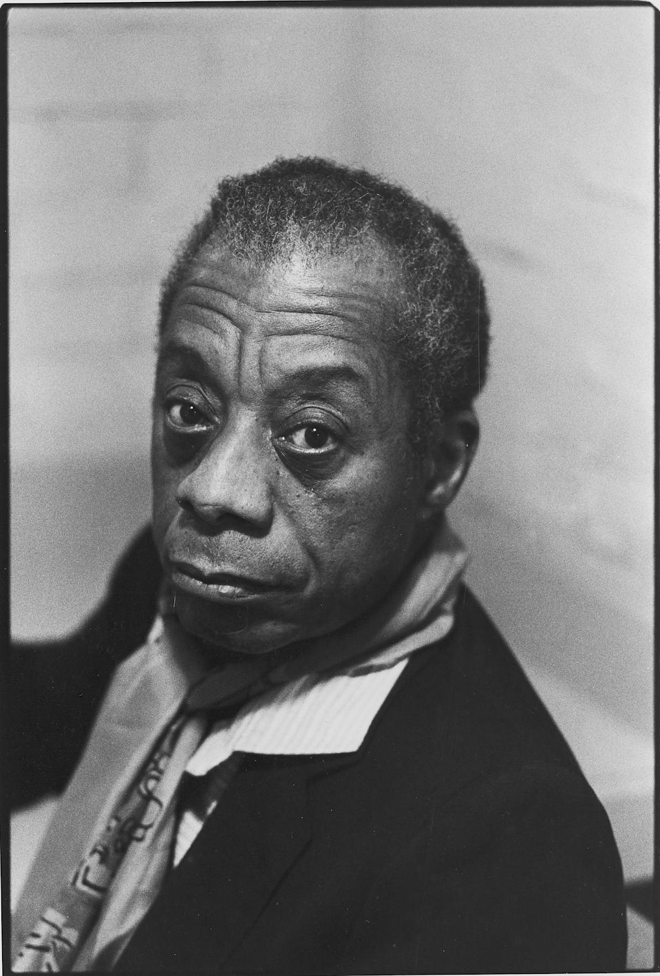 """A book called """"The Queer Bible"""" perhaps could only have ended with words on the magic of writer James Baldwin."""
