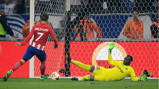 Atletico Madrid won the Europa League with a 3-0 victory over Marseille, as Antoine Griezmann played a starring role.