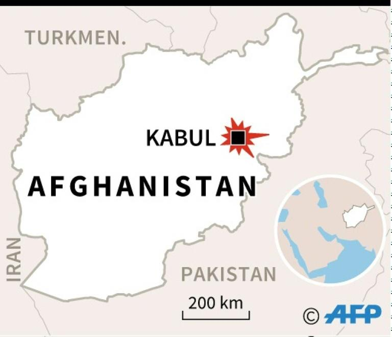 Blast hits embassy zone in Kabul, 13 feared dead