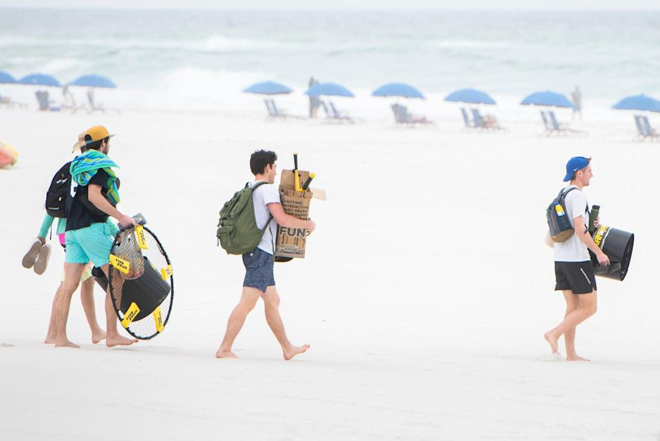 Pensacola Beach is world renowned for its sugar-white sand and emerald green waters, placingNo. 15 on Trip Advisor's 2021 Top 25 Beaches list.