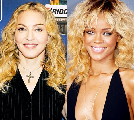 Wear Your Hair Curly Day: Celebrating Madonna, Rihanna and Other Celebs