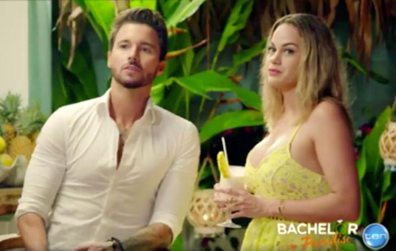 Who else remembers Nina from the third season of The Bachelor? Source: Channel Ten