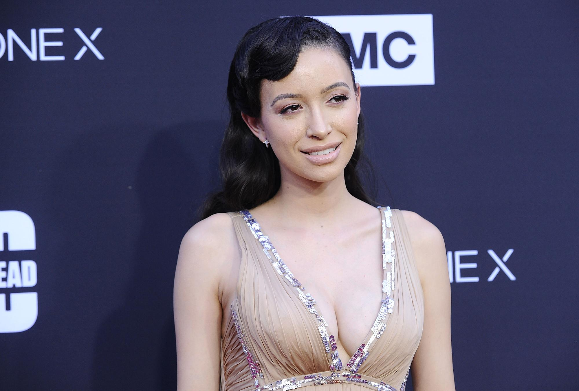 'Selena': The Series' star Christian Serratos on playing the iconic Tejano music star and admiring J. Lo: 'Selena's shoes were big, Jennifer's shoes were big'