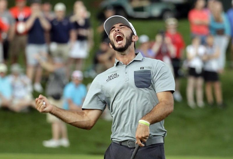 Valencia grad Max Homa captures first PGA Tour win