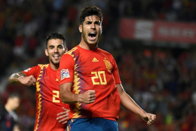 Marco Asensio and Spain were in scintillating form against Croatia