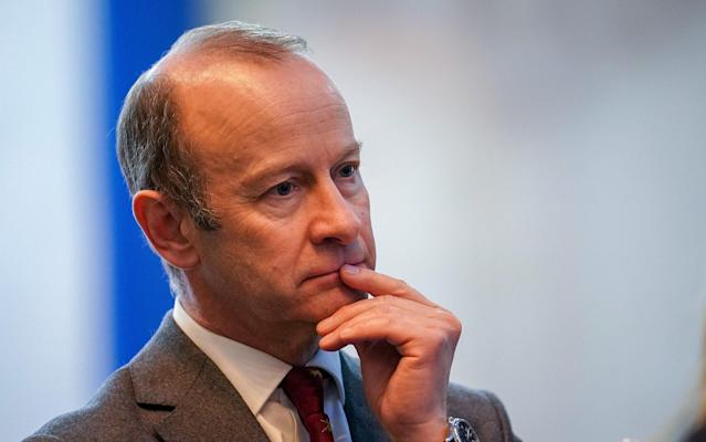 Ousted Ukip leader Henry Bolton launches new political party