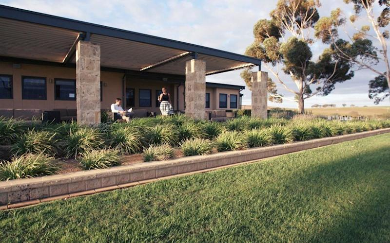 The Louise, a hotel in the Barossa Valley. | Courtesy of Luxury Lodges of Australia