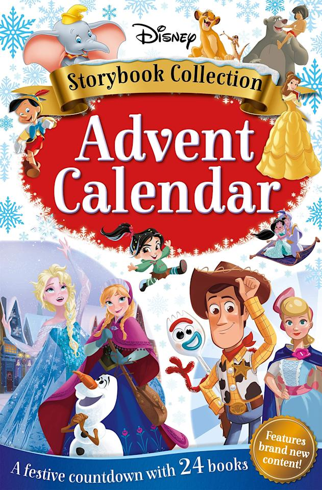 "<p><a href=""https://www.popsugar.com/buy/Disney-Storybook-Collection-Advent-Calendar-480872?p_name=Disney%20Storybook%20Collection%20Advent%20Calendar&retailer=amazon.com&pid=480872&price=30&evar1=moms%3Aus&evar9=46506998&evar98=https%3A%2F%2Fwww.popsugar.com%2Fphoto-gallery%2F46506998%2Fimage%2F46507001%2FDisney-Storybook-Collection-Advent-Calendar&list1=books%2Choliday%2Cchristmas%2Cdisney%2Cadvent%20calendar%2Cdisney%20movies%2Ckid%20books&prop13=api&pdata=1"" rel=""nofollow"" data-shoppable-link=""1"" target=""_blank"" class=""ga-track"" data-ga-category=""Related"" data-ga-label=""https://www.amazon.com/Disney-Storybook-Collection-Advent-Calendar/dp/1838528598"" data-ga-action=""In-Line Links"">Disney Storybook Collection Advent Calendar</a> ($30)</p>"