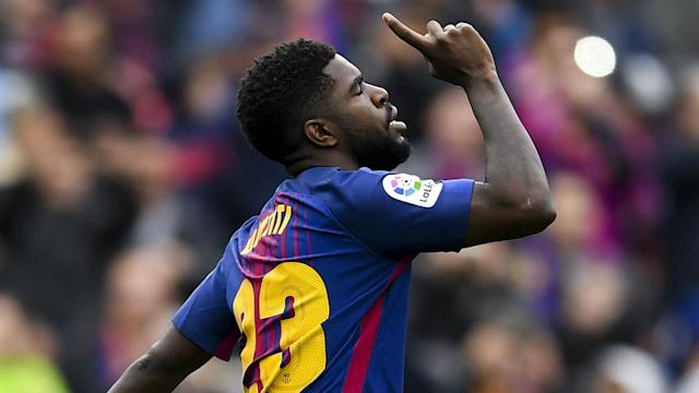 Barcelona have increased Samuel Umtiti's release clause by €440million in a bid to ward off any possible suitors.