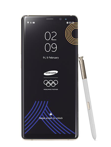 PyeongChang 2018 Olympic Games Limited Edition