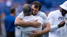 Former Colts coach Chuck Pagano on Andrew Luck: 'It took great courage to make his decision'