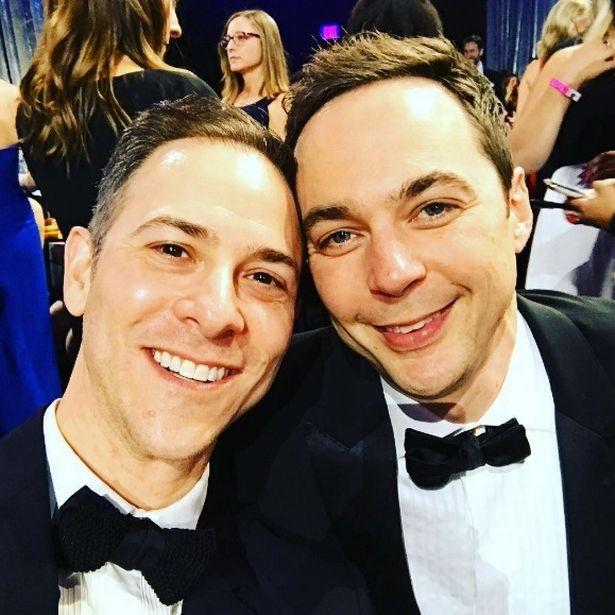 'Big Bang Theory' Star Jim Parsons Marries Longtime Partner Todd Spiewak