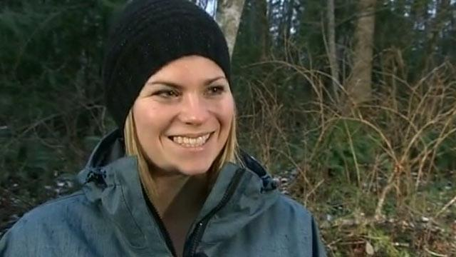 Avalanche Survivor Saved by Left Hand