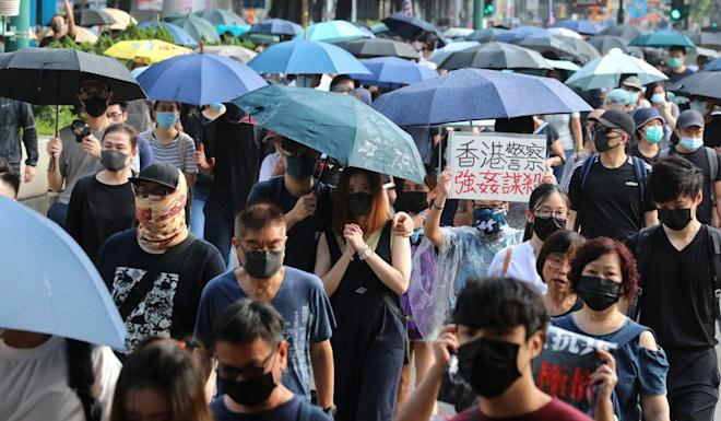 Hong Kong has been marred by anti-government protests since June. Photo: Felix Wong