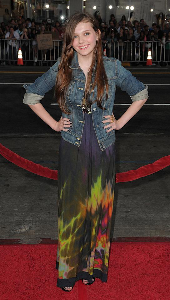 "<a href=""http://movies.yahoo.com/movie/contributor/1807733519"">Abigail Breslin</a> at the Los Angeles premiere of <a href=""http://movies.yahoo.com/movie/1810070753/info"">Scott Pilgrim vs. the World</a> - 07/27/2010"