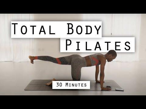 "<p>If you're looking to increase flexibility and tone the lower part of your body, turn to this video. Isa Welly walks you through this 30-minute pilates session that is low impact and moderately paced. It's a great workout that's easy on the joints. What more can you ask for? </p><p><a href=""https://www.youtube.com/watch?v=tXuTU1xWGVA"" rel=""nofollow noopener"" target=""_blank"" data-ylk=""slk:See the original post on Youtube"" class=""link rapid-noclick-resp"">See the original post on Youtube</a></p>"