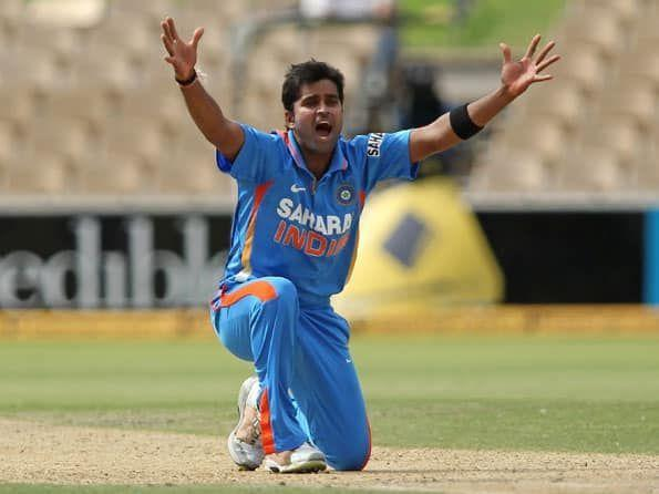 Vinay Kumar is one of Indian cricket's best pacers