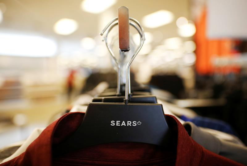 Sears Canada Liquidation Sales To Start Oct. 19