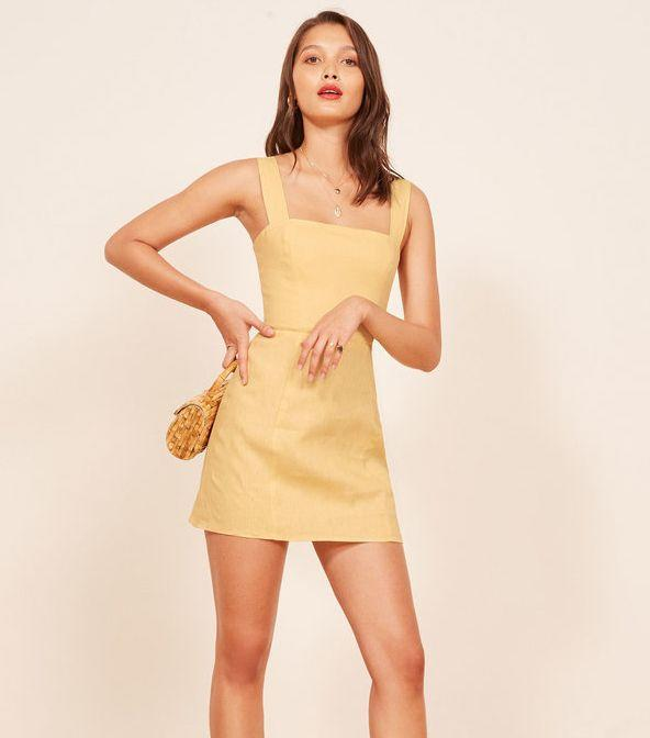 Found your next date-night dress. Available in sizes 0 to 12.