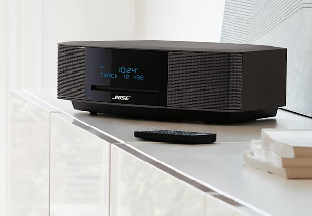 "<a href=""https://fave.co/2Jd7JtF"">Bose Wave Music System IV</a> (Photo: Bose)"