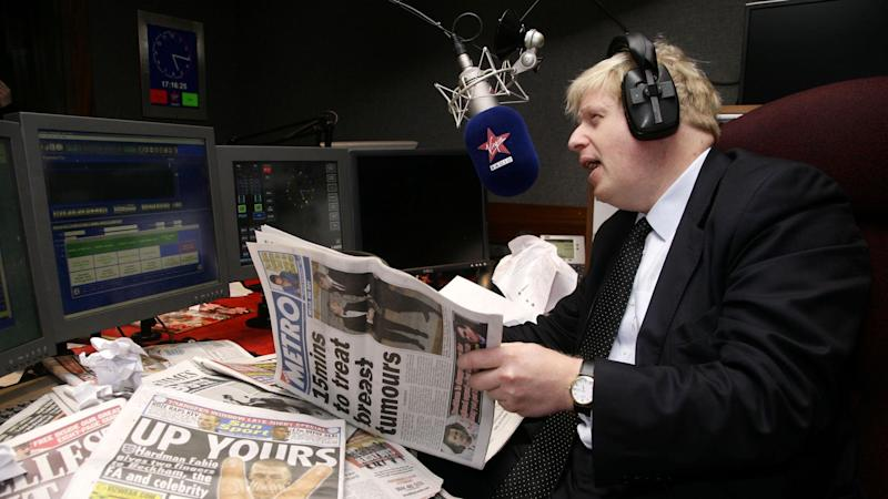 Cornered or correct? Papers give their view on Boris Johnson