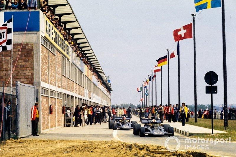 """1972: 12 gare - campione: Emerson Fittipaldi<span class=""""copyright"""">LAT Images</span>"""