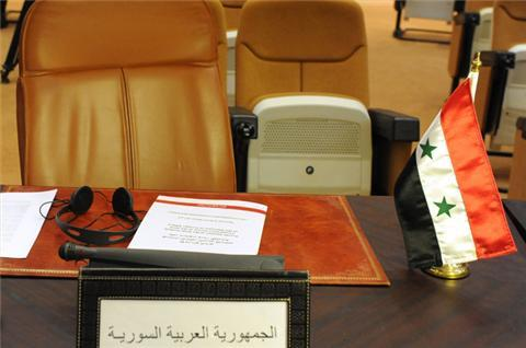 Syria opposition to assume Arab League seat