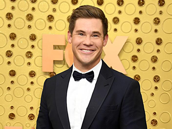 Adam DeVine attends the 71st Emmy Awards at Microsoft Theater on September 22, 2019 in Los Angeles, California.