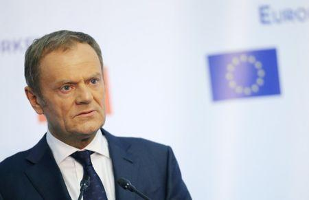 `With Friends Like These:' EU's Tusk Blasts Trump's Europe View