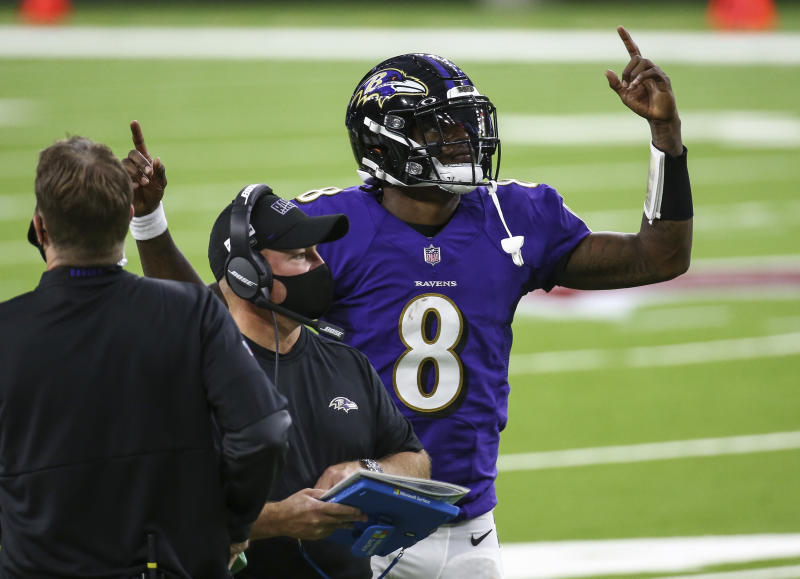 NFL power rankings: Ravens claim top spot in TD Wire's power rankings after Week 2