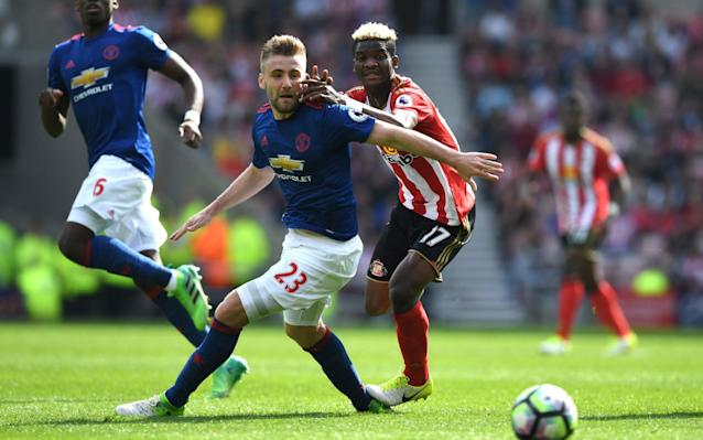 <span>Was Shaw only playing to be put in the shop window?</span> <span>Credit: Getty images </span>