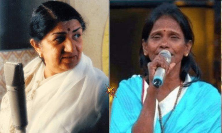 Lata Mangeshkar Reacts To Ranu Mondal's Glorious Story