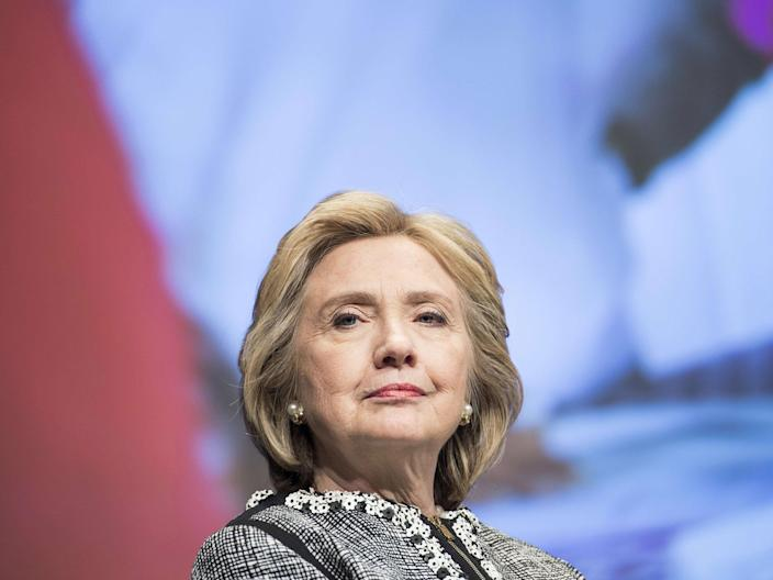 Hillary Clinton has already had to fend off questions about her health, and will be 69 by election day 2016 (Getty Images)