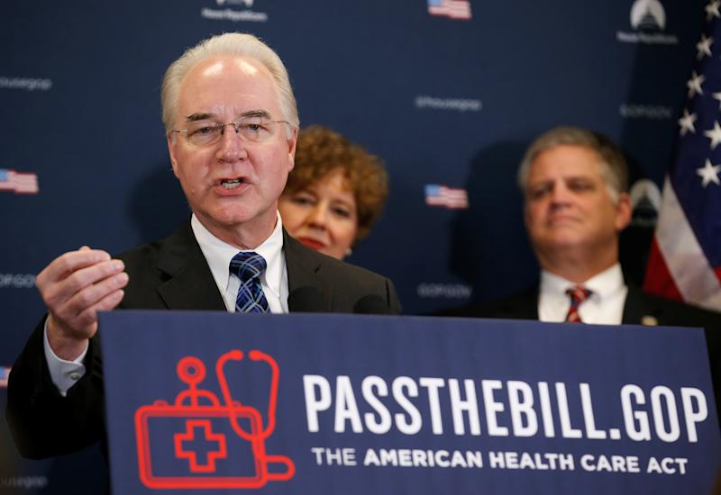 Reeling From Health Care Loss, Trump Administration Turns To Taxes