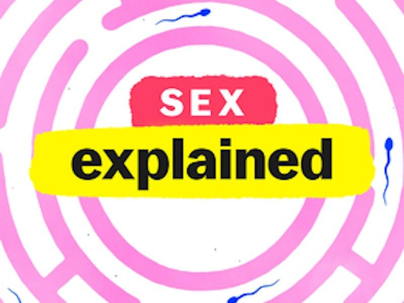 """There are five total episodes of """"Sex, Explained"""" all on Netflix now."""