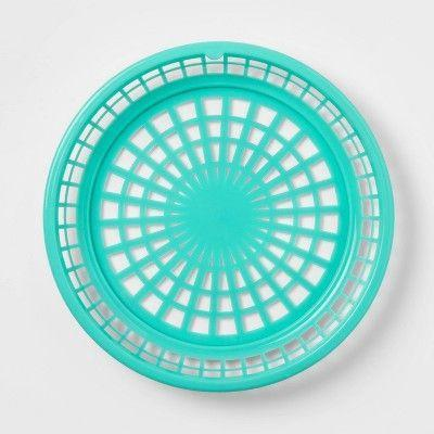 """<p><strong>Sun Squad</strong></p><p>target.com</p><p><strong>$8.00</strong></p><p><a href=""""https://www.target.com/p/6pk-round-paper-plate-holder-summer-colors-sun-squad-8482/-/A-77586209"""" rel=""""nofollow noopener"""" target=""""_blank"""" data-ylk=""""slk:Shop Now"""" class=""""link rapid-noclick-resp"""">Shop Now</a></p><p>Remember those wicker paper plateholders of days gone by? Consider this lightweight, machine-washable, stackable pack the 2.0 version.</p>"""