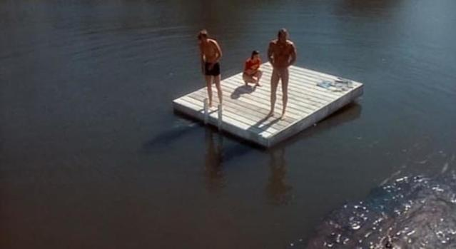 """""""The Raft""""from <em>Creepshow 2</em> (Photo: New World Pictures)"""