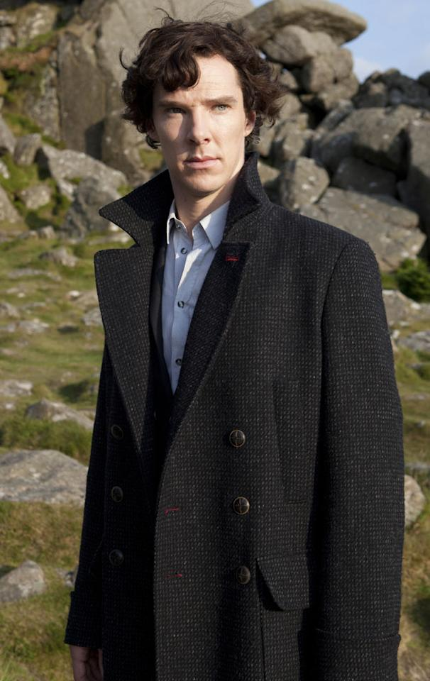 "Outstanding Actor in a Miniseries or Movie: Benedict Cumberbatch, ""Sherlock"""