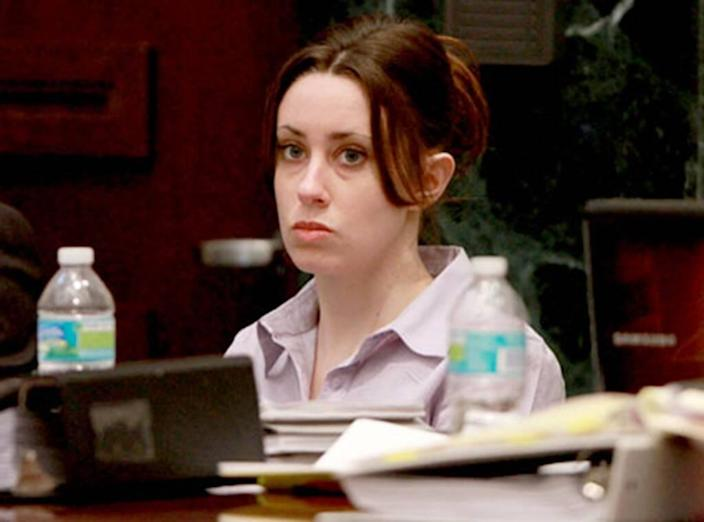Casey Anthony, Most Followed Crime Stories