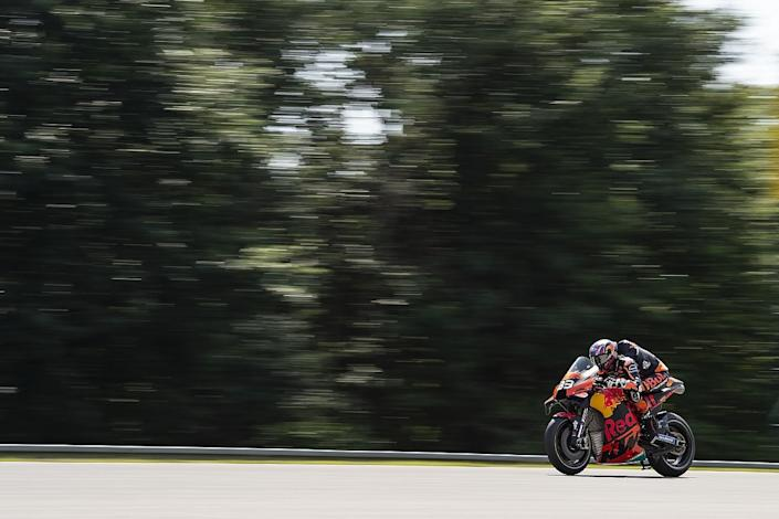 Binder stuns for KTM to take maiden win at Brno