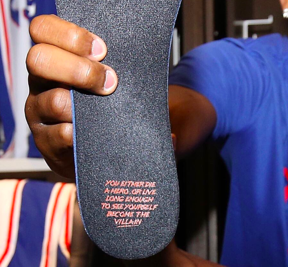 Jimmy Butler shoes