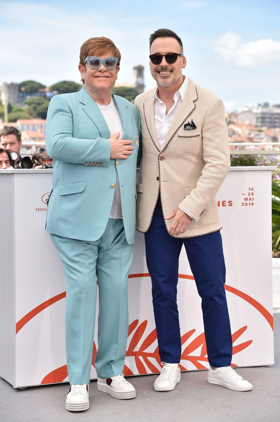 "<p>When you're Elton John, you can get married at the same place Prince Charles and Camilla Parker Bowles did, and no one bats an eyelash! Elton John and David Furnish's $1.5 million wedding took place at Windsor Guildhall, and <a href=""https://www.livingly.com/The+Most+Expensive+Celebrity+Weddings/articles/tudaRNVkZMp/Elton+John+David+Furnish+2005#:~:text=You%20have%20a%20%243.5%20million%20wedding."" rel=""nofollow noopener"" target=""_blank"" data-ylk=""slk:over 600 guests attended"" class=""link rapid-noclick-resp"">over 600 guests attended</a>. </p>"