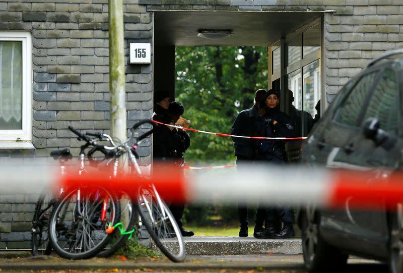 Five children found dead in German flat, mother tried to kill herself