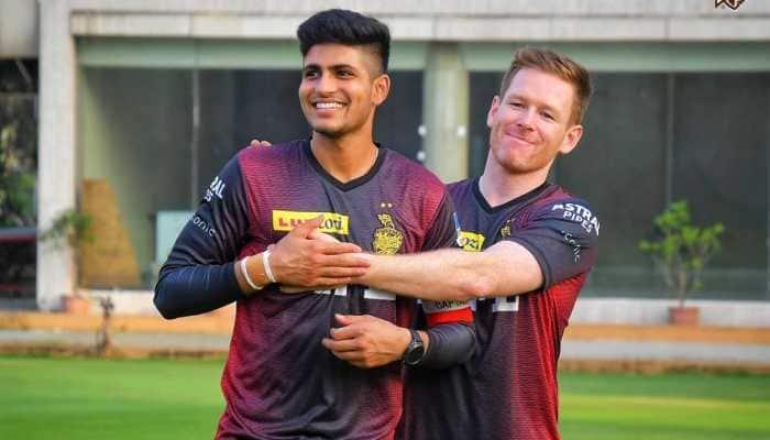 IPL 2021: Sublime Shubman Gill warms up in style at Kolkata Knight Riders practice game   Cricket News   Zee News
