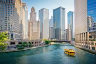 """Mayor Lori Lightfoot recently announced that <a href=""""https://www.cntraveler.com/destinations/chicago?mbid=synd_yahoo_rss"""" rel=""""nofollow noopener"""" target=""""_blank"""" data-ylk=""""slk:Chicago"""" class=""""link rapid-noclick-resp"""">Chicago</a> will be fully reopened by July 4, and the city is taking baby steps to ensure that happens. One of Lightfoot's biggest moves has been reinstating summer festivities in Chicago, including such big names as Lollapalooza (July 29-August 1). Also on the lineup are Taste of Chicago, a summer-long event promoting the city's amazing restaurants, the Southport Art Fair (July 10-11), and the Chinatown Summer Fair (July 17-18). Summertime tourists can also take advantage of seasonal offering like the farmers market at Daley Plaza and art installations along the RiverWalk."""