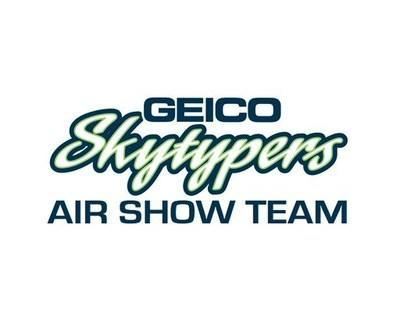 The GEICO Skytypers Air Show Team (PRNewsfoto/GEICO Skytypers)