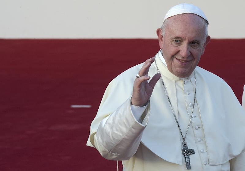Priest celibacy is not optional, says pope