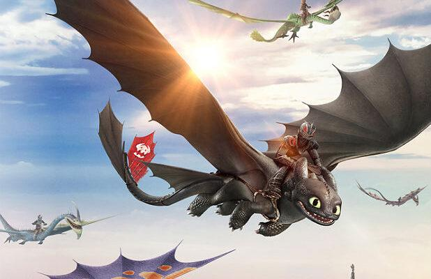 Why 'How to Train Your Dragon' Franchise Was 'Uniquely Suited' to Dreamscape VR Experience