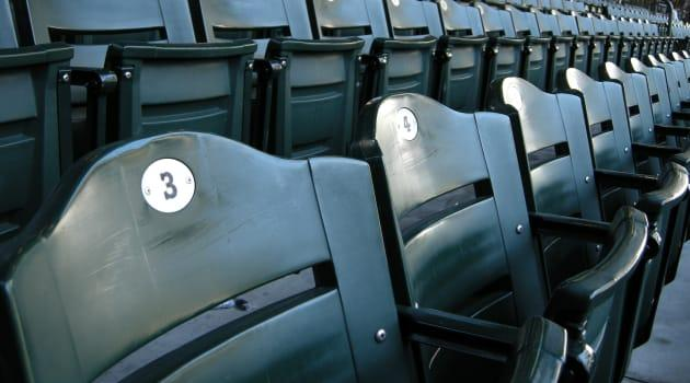 Sports Fans Split on When to Return to Live Events
